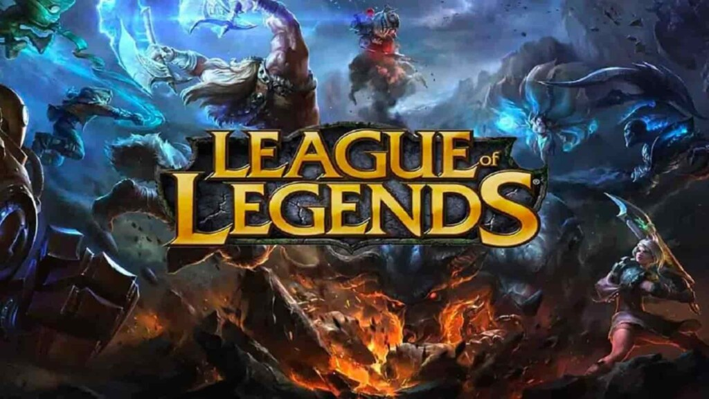 League of Legends - Most Viewed Games on Twitch