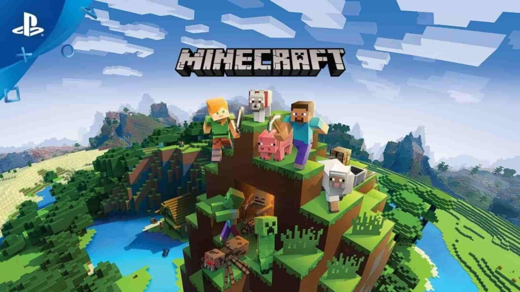 Minecraft - Most Viewed Games on Twitch