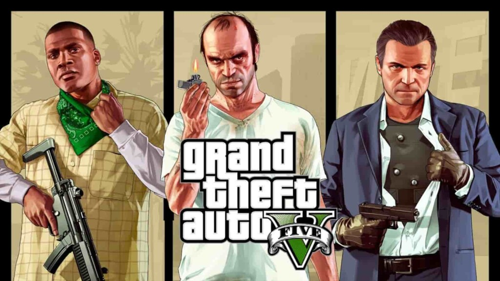 Grand Theft Auto V - Most Viewed Games on Twitch