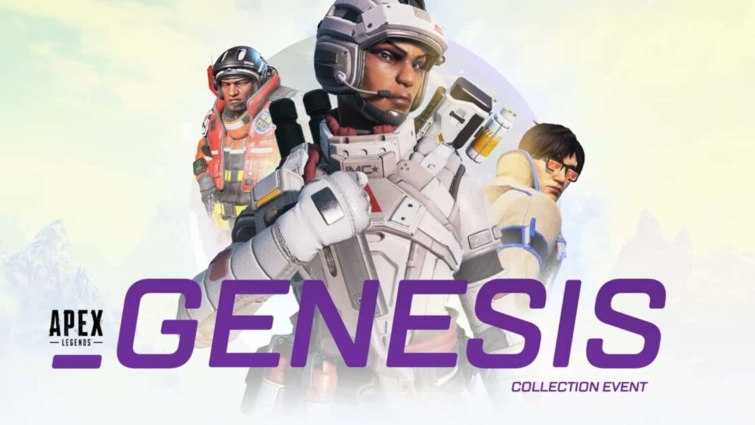 Apex Legends brings back Original Maps(Kings Canyon and World's Edge) for Genesis Event