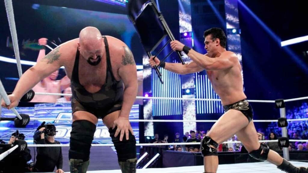 Alberto Del Rio against Big Show