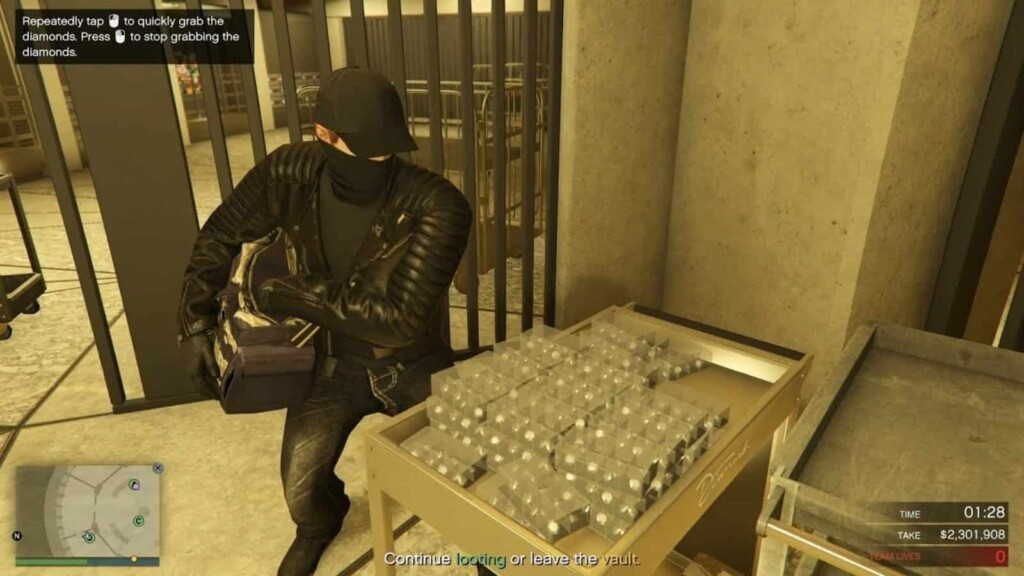 How to get extra loot in GTA 5 Casino Heist