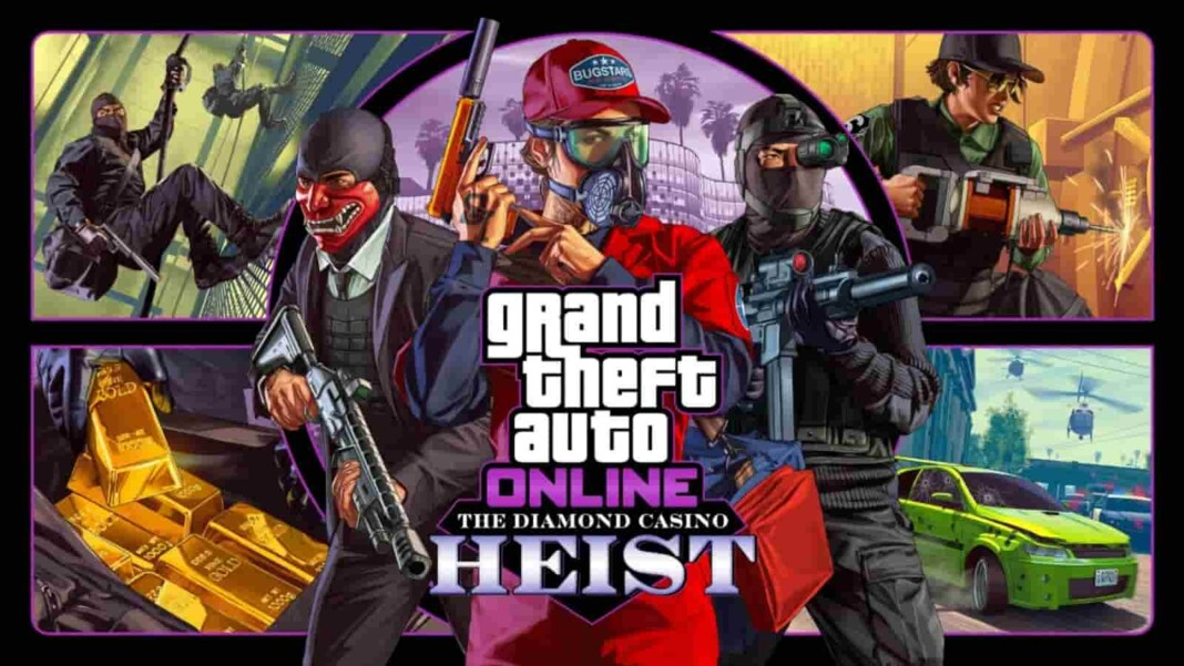 How to get extra loot in GTA 5 Casino Heis