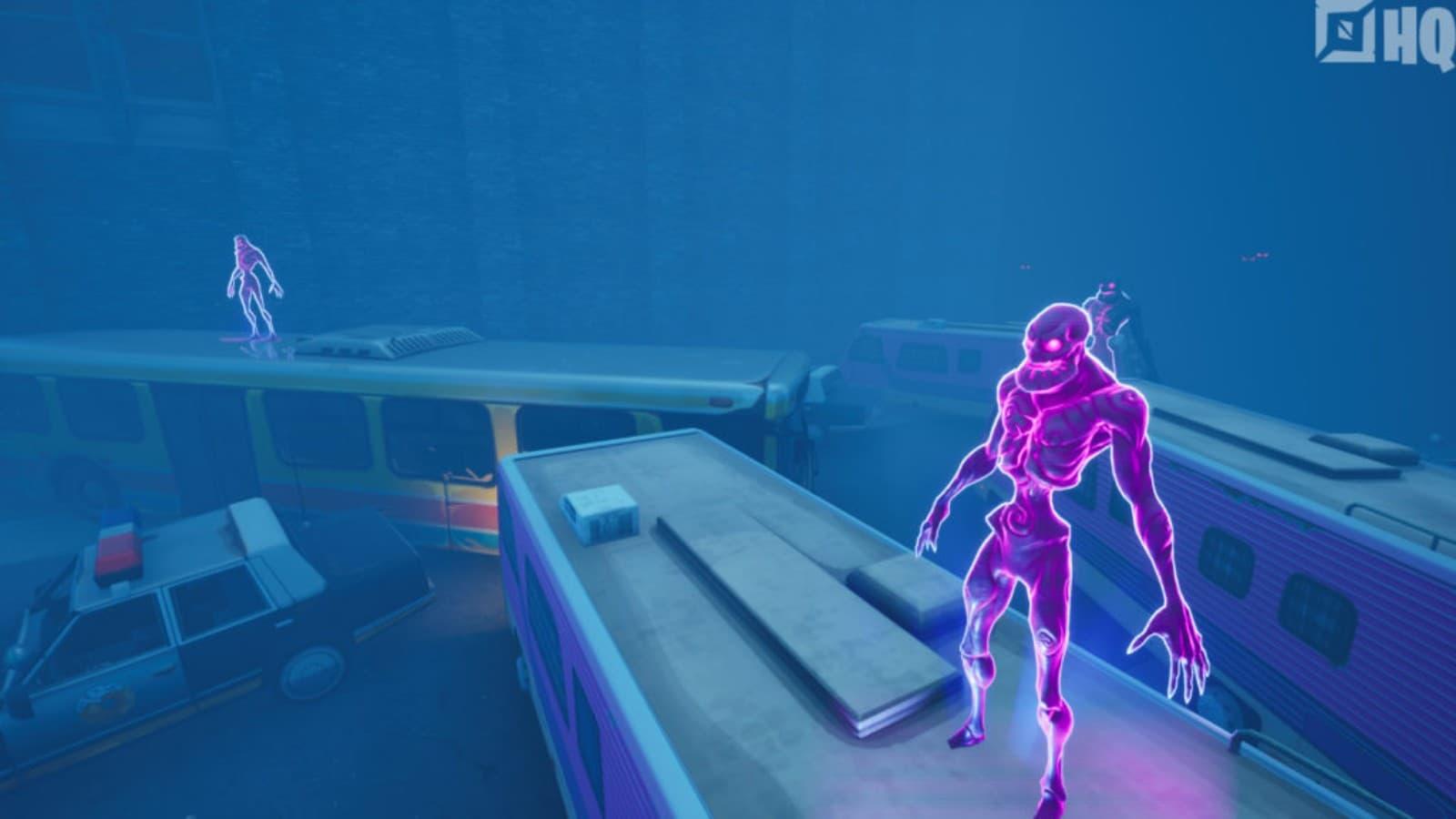 Fortnite Fiend Slayer: New Creative Map Code