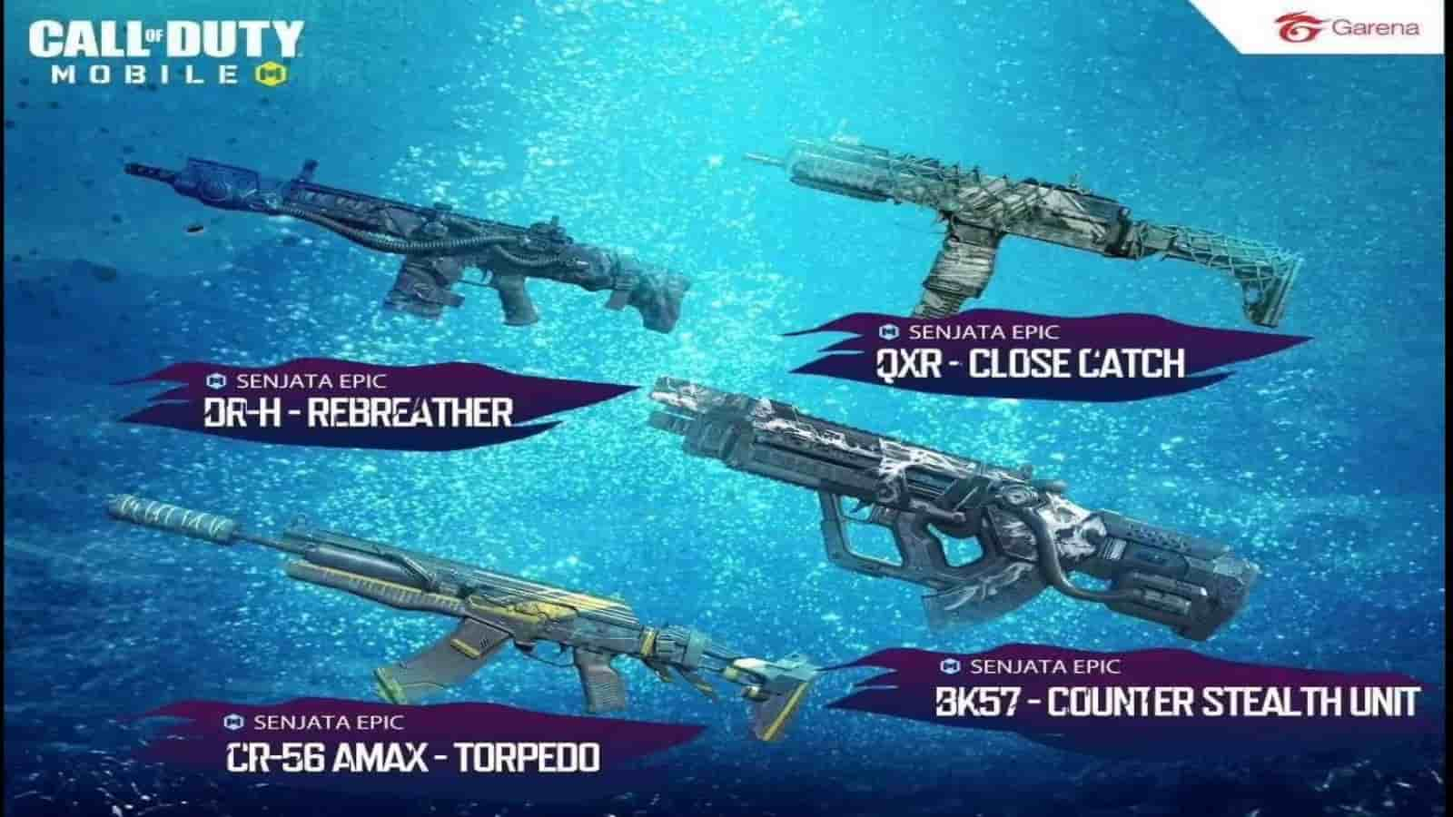 COD Mobile Season 5 Release Date: Deep Water Details