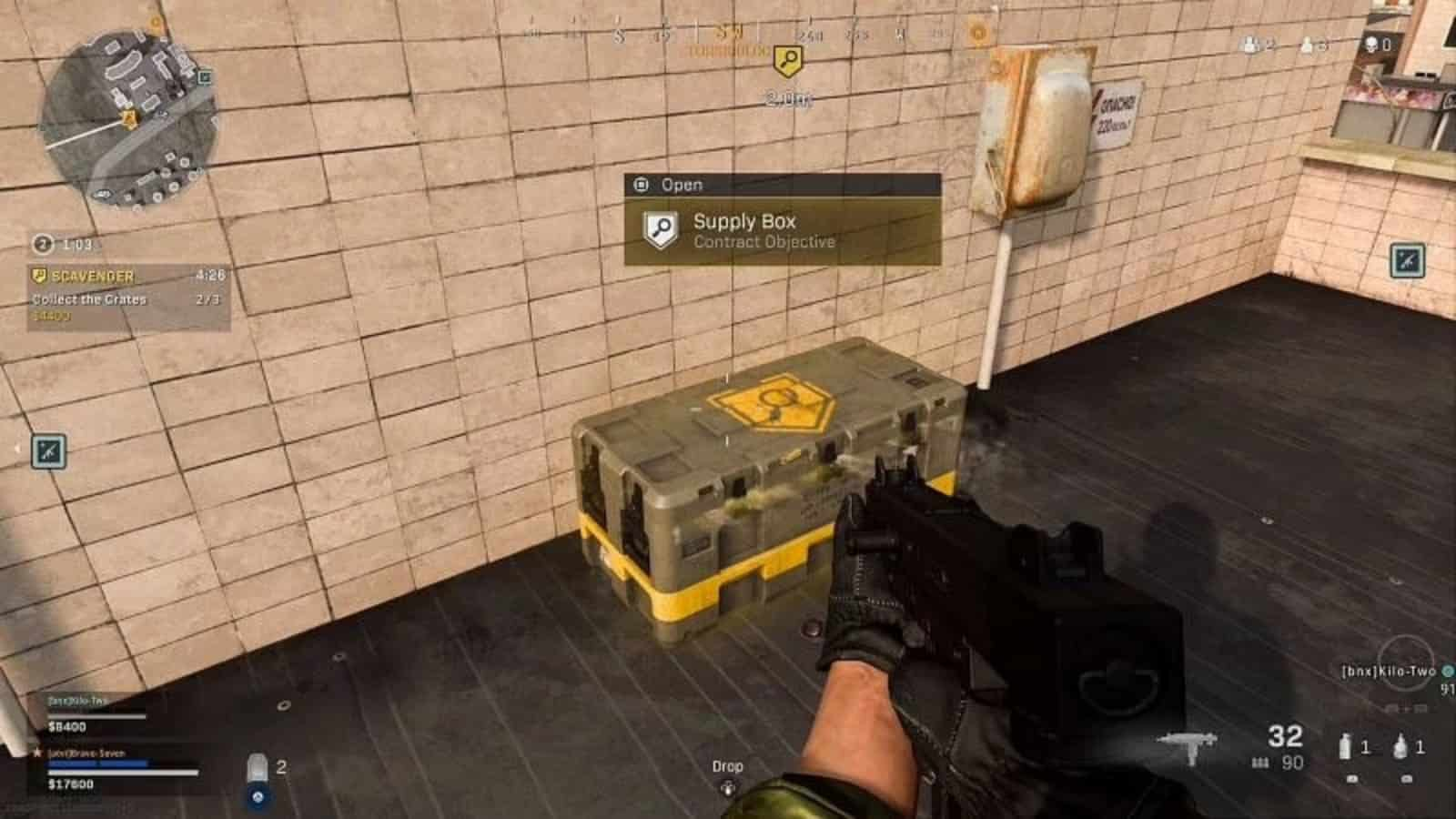 COD Warzone Bug Does Not Allow Players to Complete Bounty Contracts