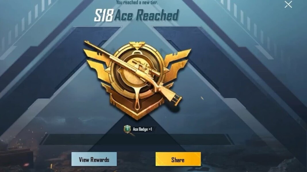 Tips and Tricks in BGMI to reach Ace from Silver quickly