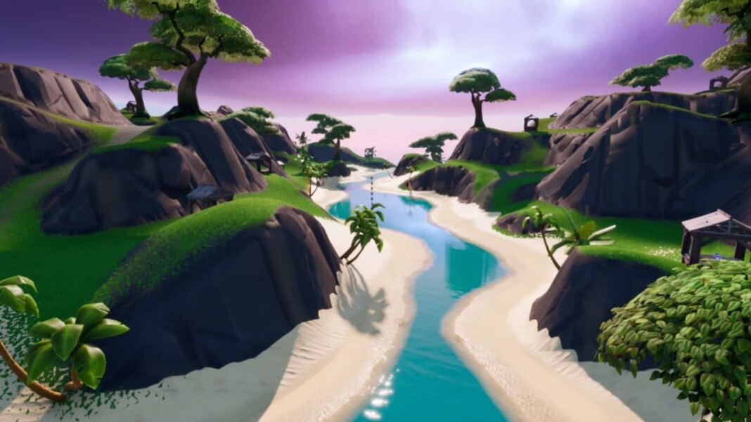 Fortnite Tropical Thunder: New Creative Map Codes and More