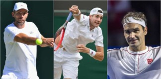 Iva Karlovic, John Isner and Roger Federer are the Top-3 players to hit the most aces in tennis