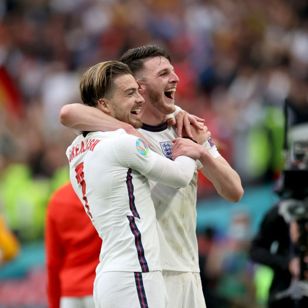 Jack Grealish turned the provider for England in EURO 2020 - FirstSportz