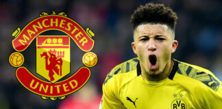 Jadon Sancho to Manchester United