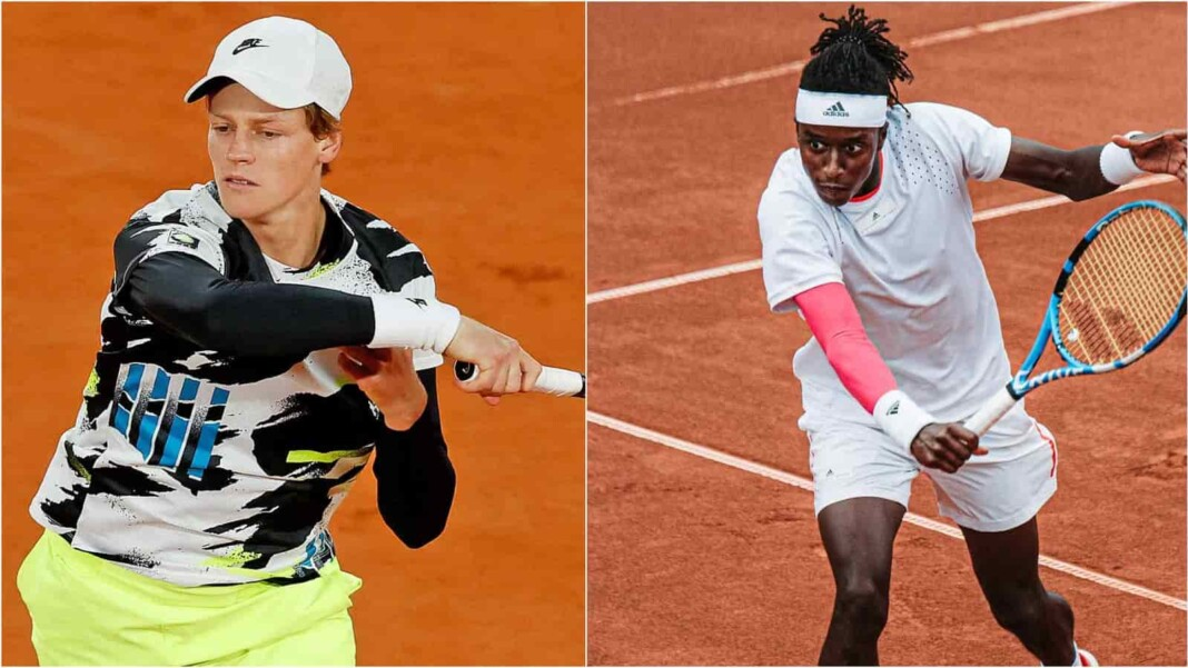 Jannik Sinner vs Mikael Ymer will take place in the 3rd round of the French Open 2021