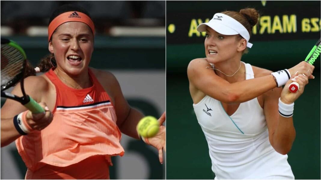 Jelena Ostapenko vs Tereza Martincova will clash in the 2nd round of the WTA Birmingham Classic 2021
