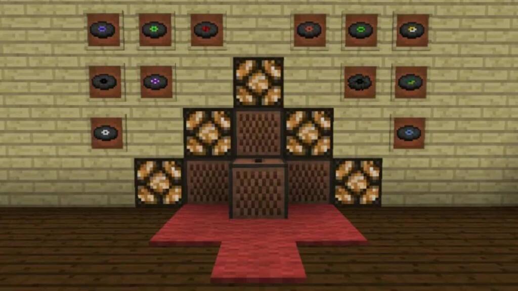 Jukebox in Minecraft