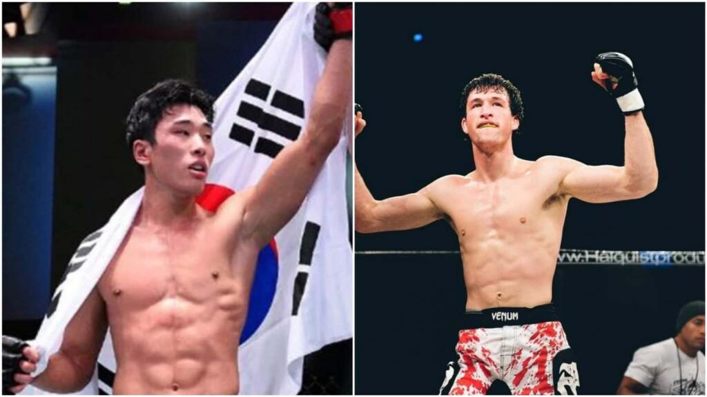 UFC Vegas 29 Julian Erosa vs Choi Seung Woo