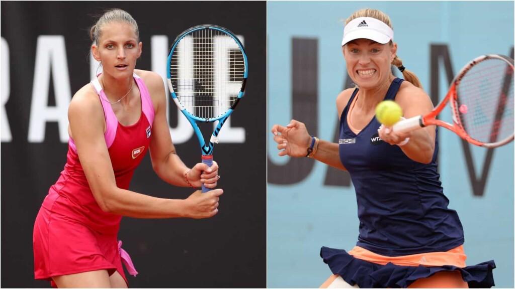Karolina Pliskova vs Angelique Kerber