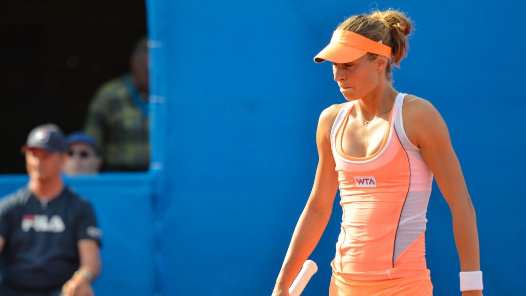 Katarzyna Piter enters her 1st main draw at the WTA Bad Homburg Open 2021.
