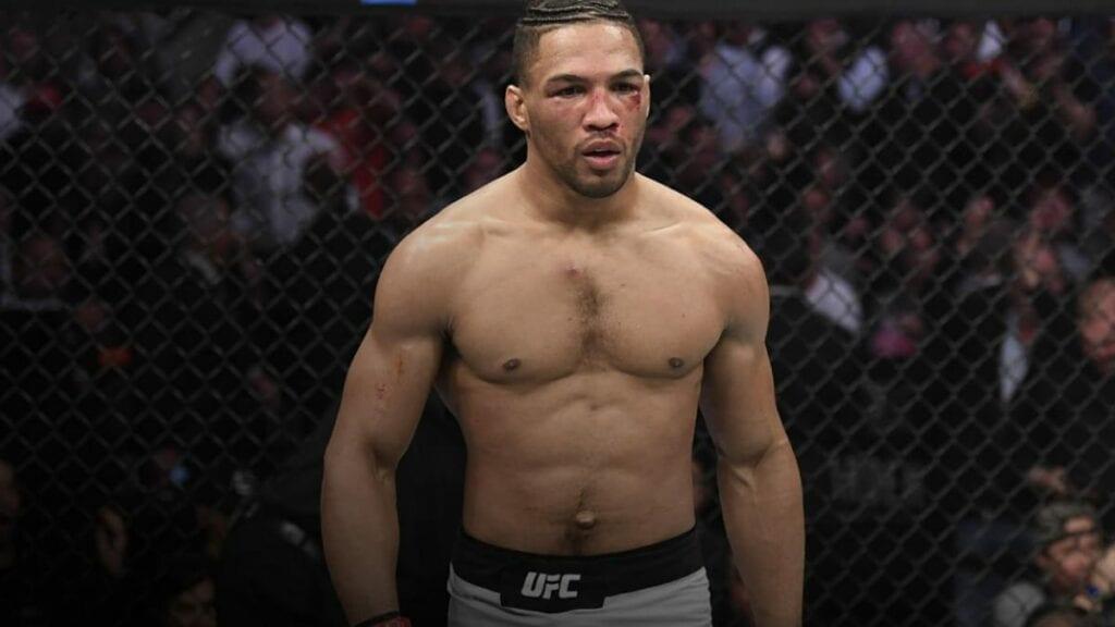Kevin Lee UFC 264