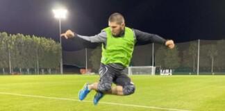 Khabib Nurmagomedov Football