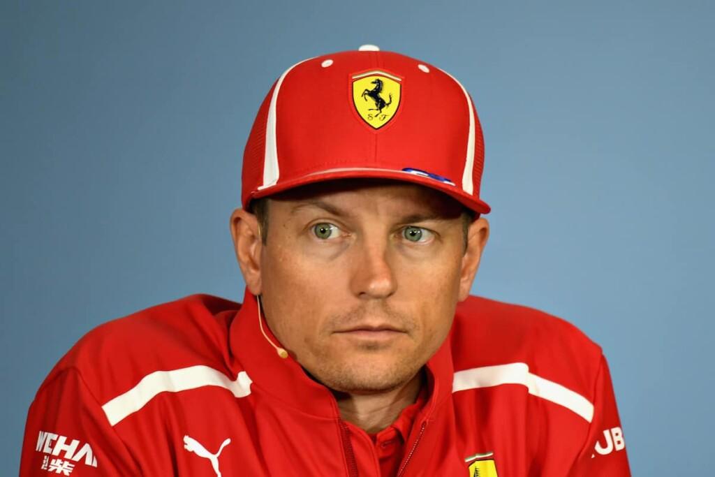 Kimi Raikkonen has his own clothing line called Kimi - FirstSportz