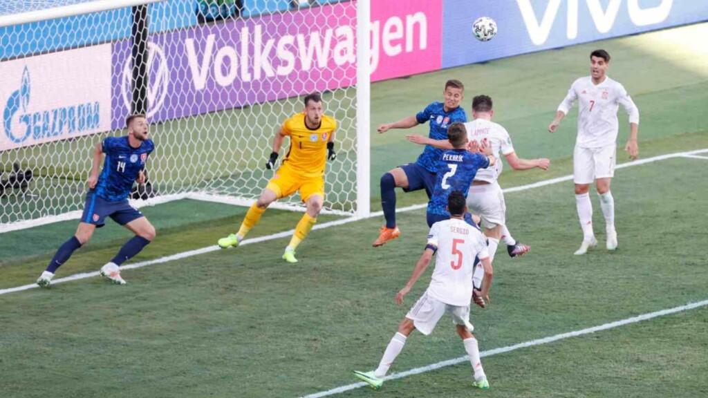 Spain vs Slovakia Player Ratings