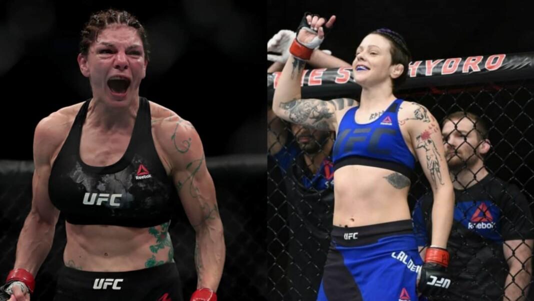 Lauren Murphy vs Joanne Calderwood