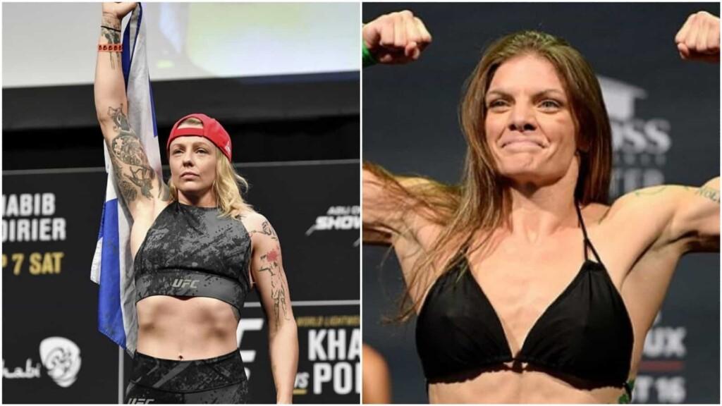 Lauren Murphy vs Joanne Calderwood UFC 263
