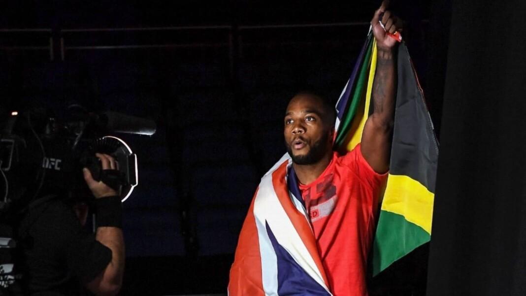 Leon Edwards Jamaica