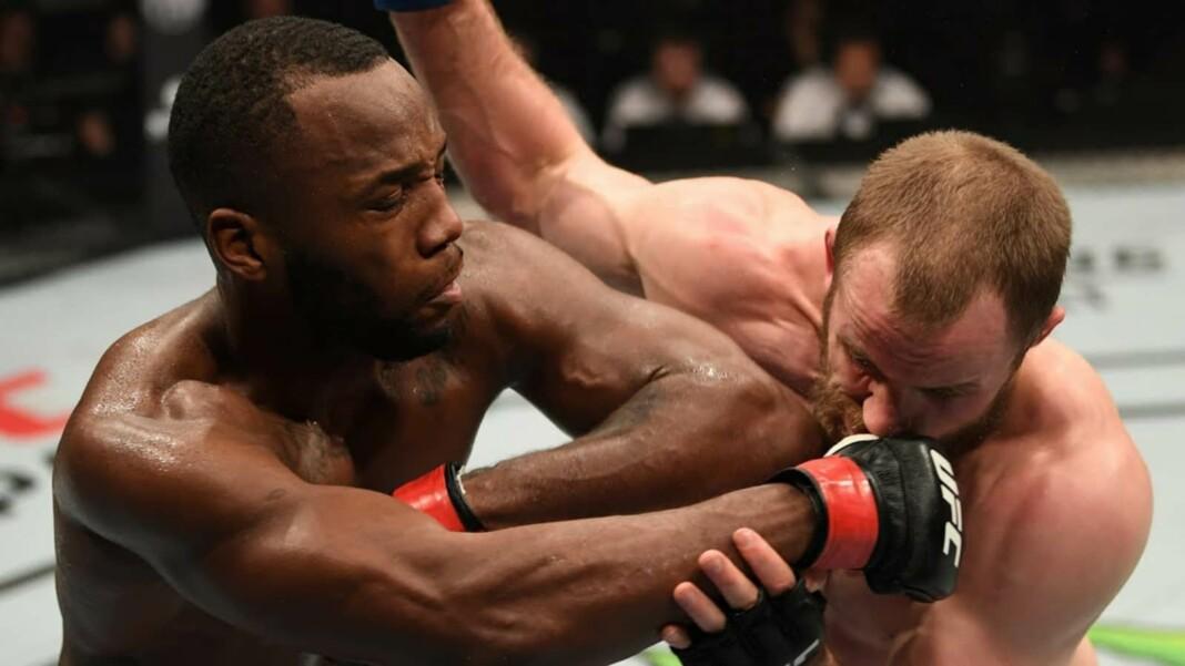 Leon Edwards fighting style