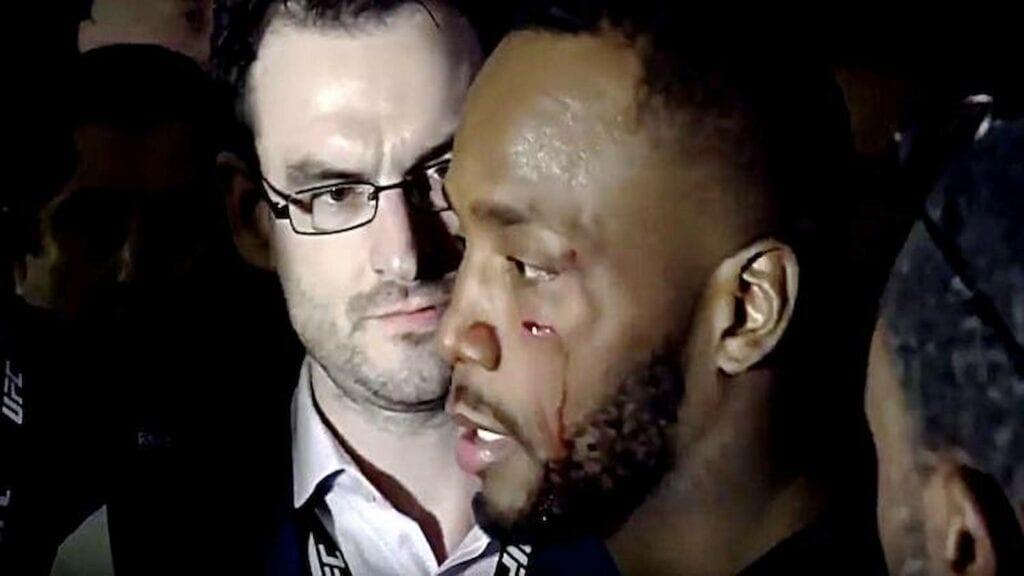 Leon Edwards UFC 263