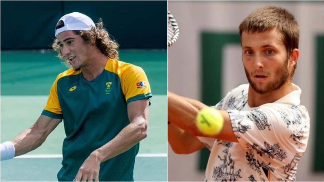 Lloyd Harris vs Corentin Moutet will clash in the 1st round of the Mallorca Open 2021