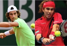 Lloyd Harris vs Lukas Lacko will clash in the 2nd round of the ATP Halle 2021