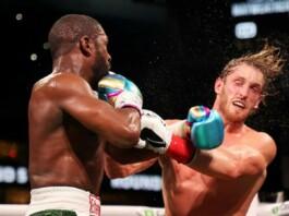 Logan Paul vs Floyd Mayweather
