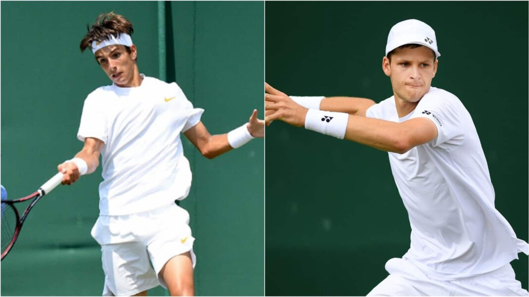 Lorenzo Musetti vs Hubert Hurkacz will clash in the 1st round of the Wimbledon 2021