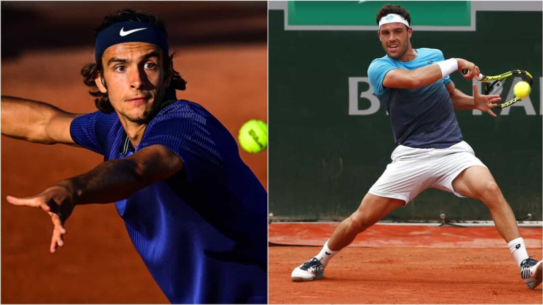 Lorenzo Musetti vs Marco Cecchinato will meet in the 3rd round of the French Open 2021