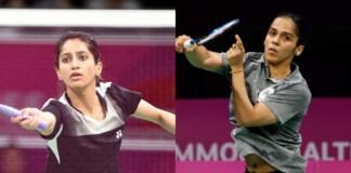 Mahoor Shahzad and Saina Nehwal bith qualified for Tokyo Olympics