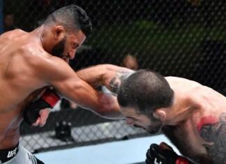 Matt Brown vs Dhiego Lima