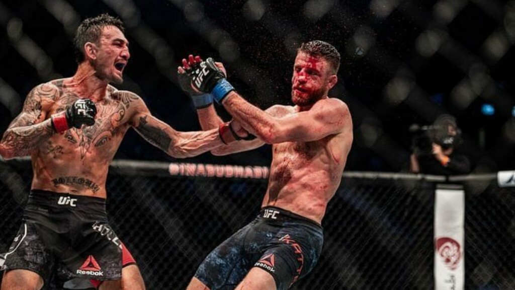 Max Holloway most significant strikes