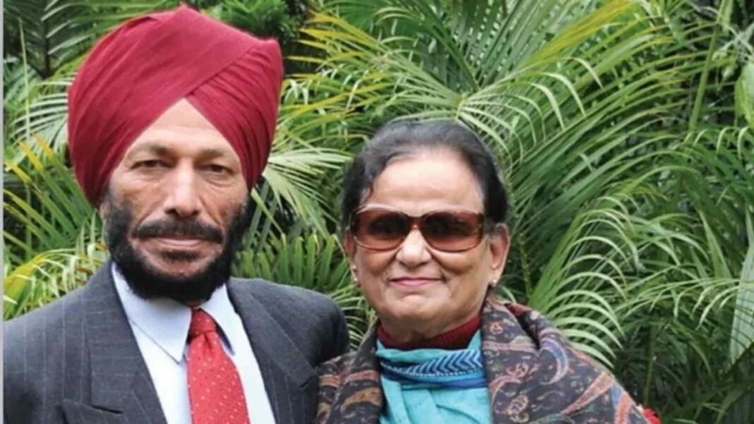 Milkha Singh and Nirmal Singh