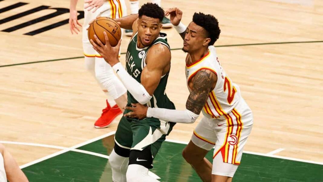 Milwaukee Bucks vs ATlanta Hawks live stream June 27th 2021
