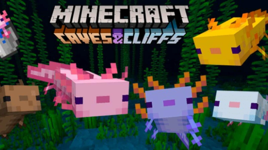 How to tame Axolotls in Minecraft