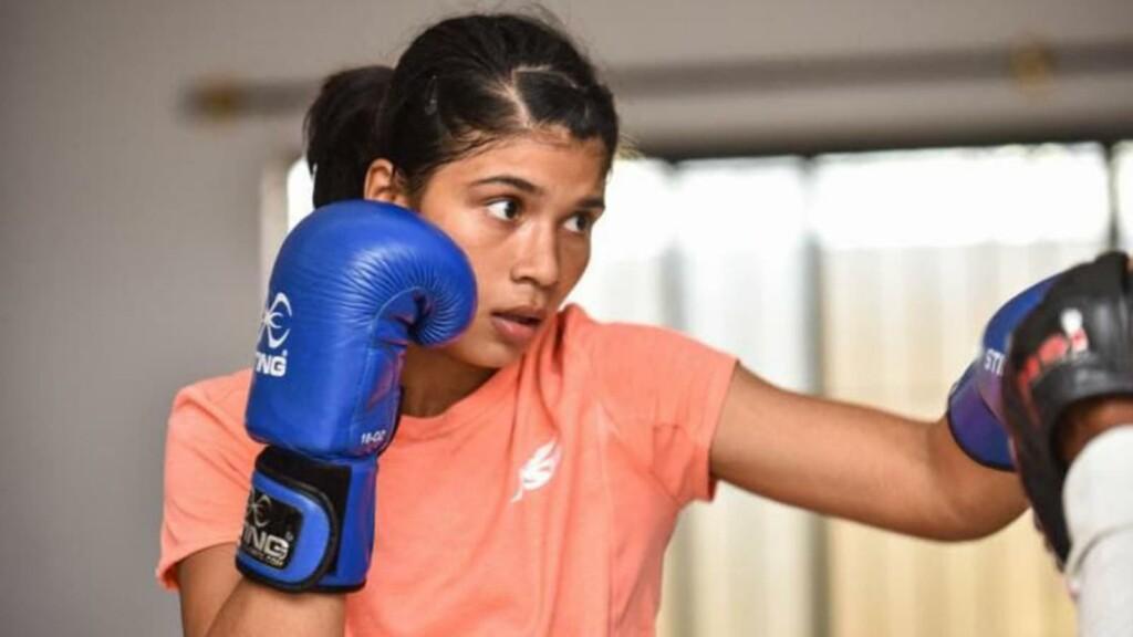 Nikhat Zareen can succeed Mary kom