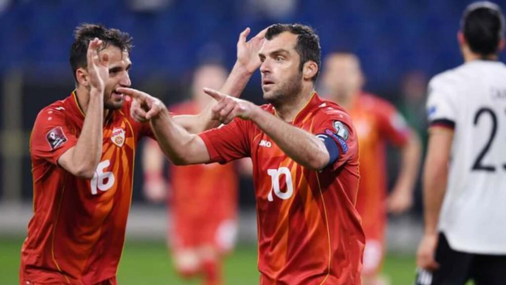 North Macedonia Squad Group C