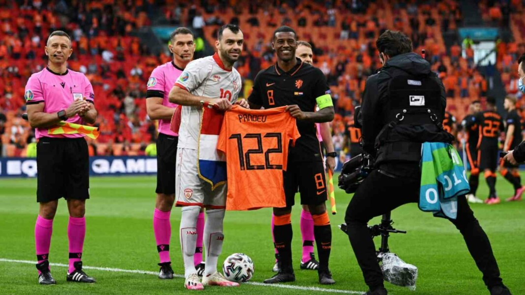 North Macedonia vs Netherlands Player Ratings