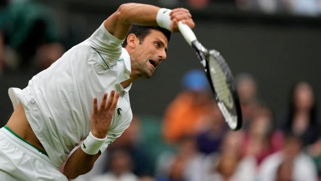 Novak Djokovic 6 - FirstSportz
