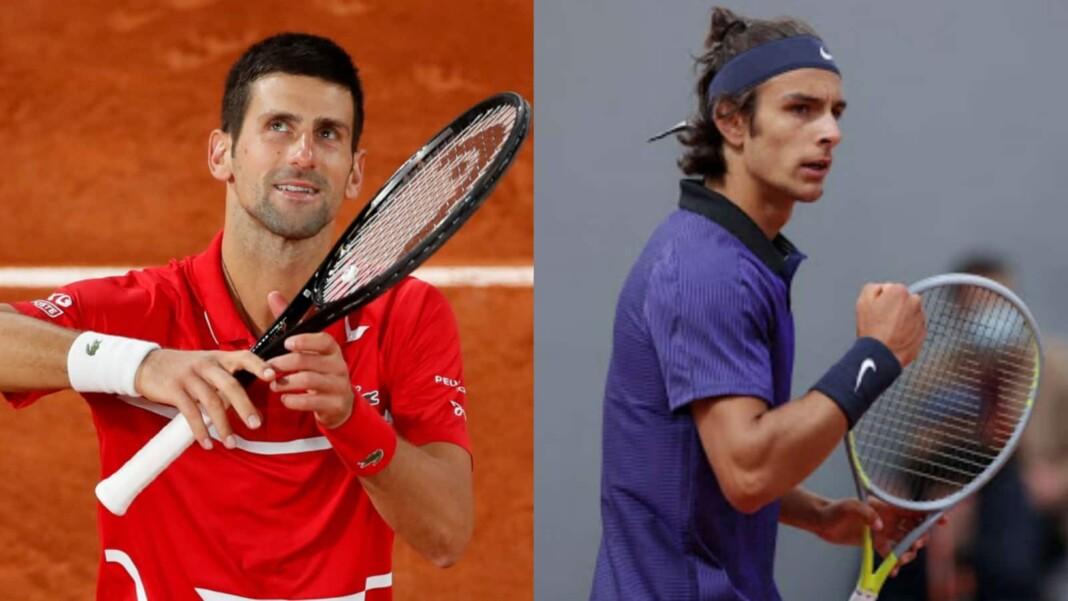 Novak Djokovic vs Lorenzo Musetti