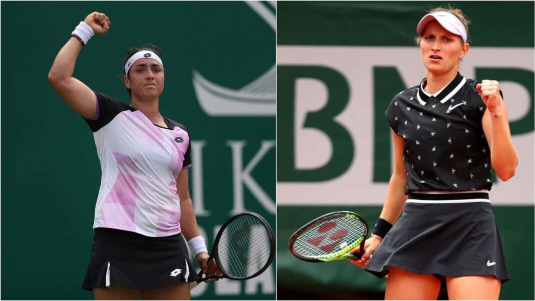 Ons Jabeur vs Marketa Vondrousova will clash in the 1st round of the WTA Eastbourne 2021