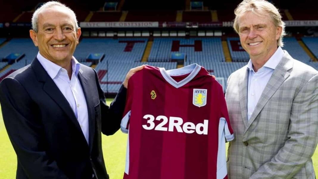 Owner of Aston Villa
