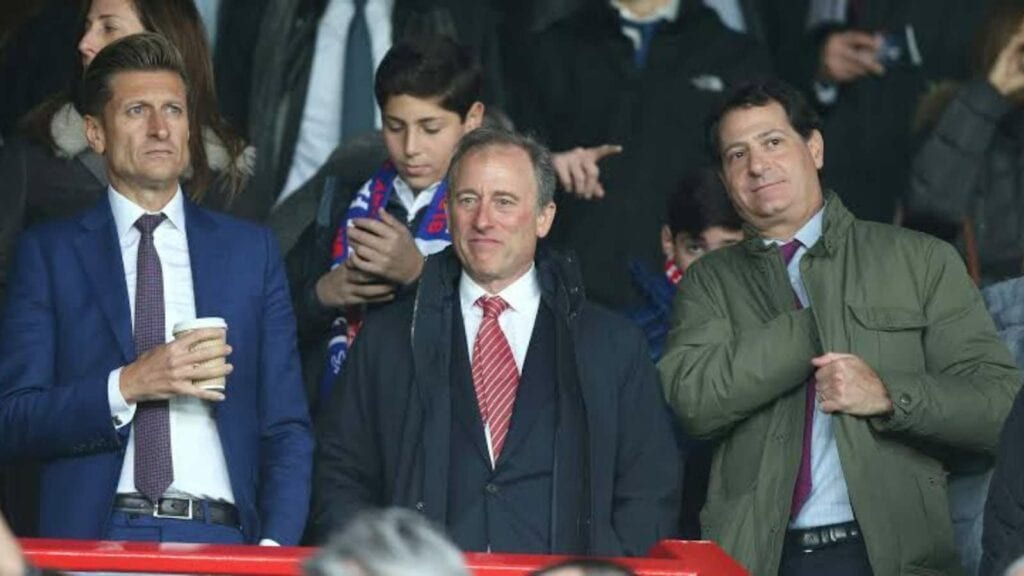 Owners of Crystal Palace