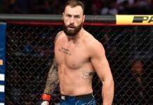 Paul Craig at UFC 263